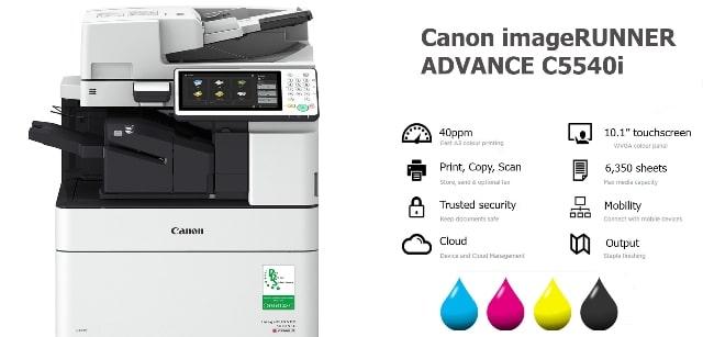 Canon IR Advance C5540i