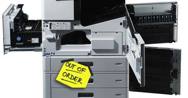 Maintenance Service Fotocopy