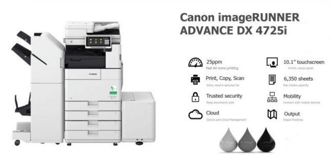 Canon IRAdvance DX 4725i