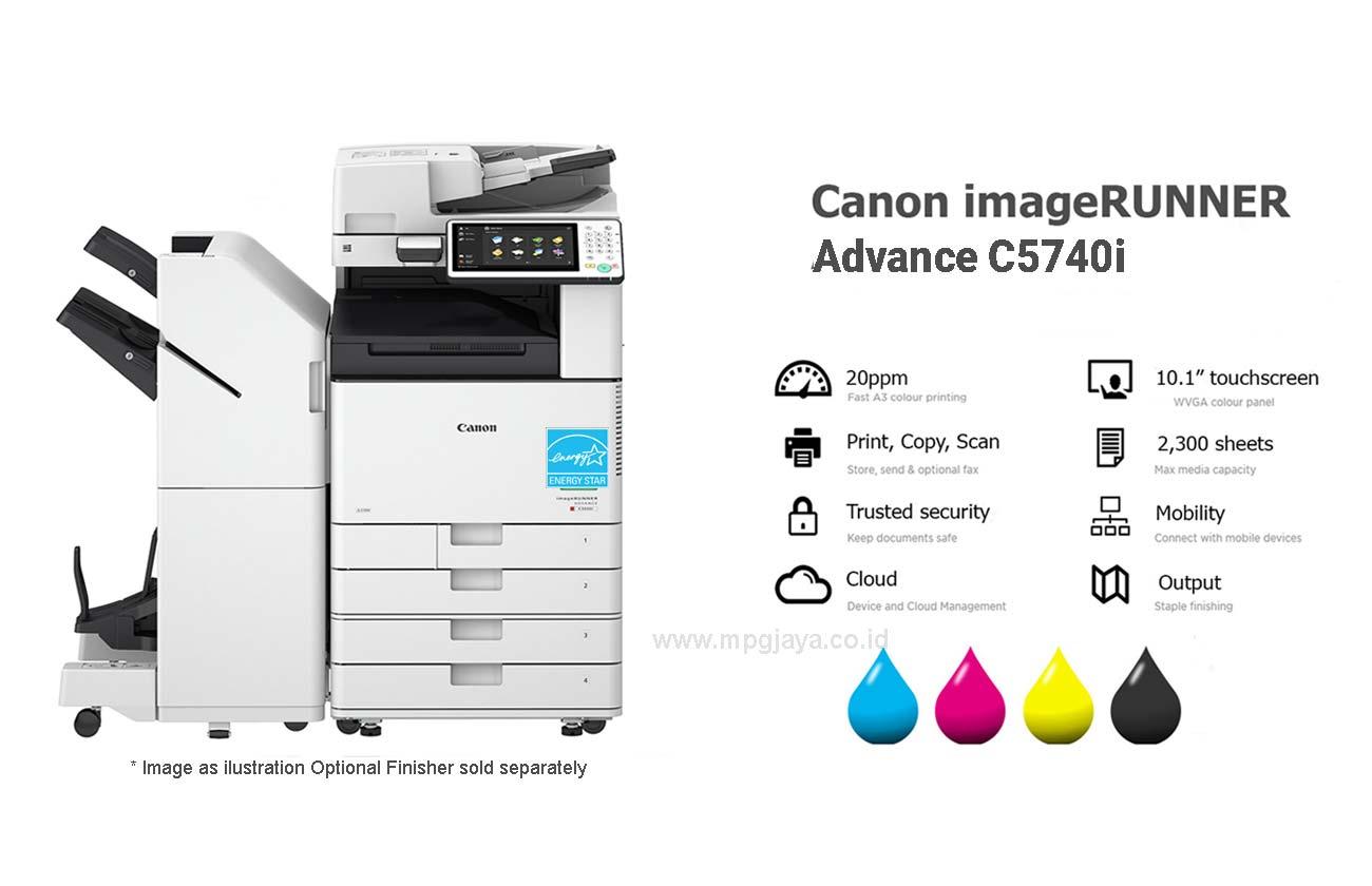 Canon IR Advance DX C5740i