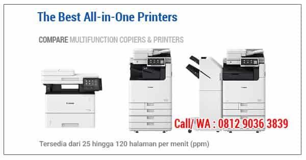 Mesin Fotocopy Multifungsi Terbaik