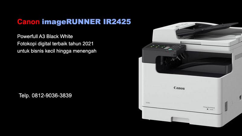 Canon imageRUNNER IR2425