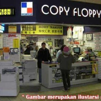 Usaha Fotocopy Centre